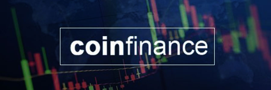 تطبيق تشفير CoinFinance